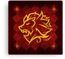 House Lannister - Game of Thrones Canvas Print