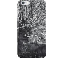 Ghost in the willow iPhone Case/Skin