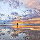 Riding the sunset by Cheryl Styles