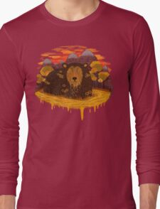 HONEY HIBERNATION Long Sleeve T-Shirt