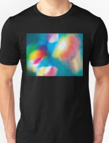 Abstract - illuminate Unisex T-Shirt