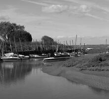 Blakeney, Norfolk by kalwhite