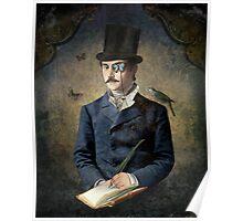 Darwin's Diary Poster
