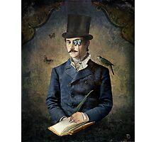 Darwin's Diary Photographic Print