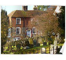 Kentish Cottage  Poster
