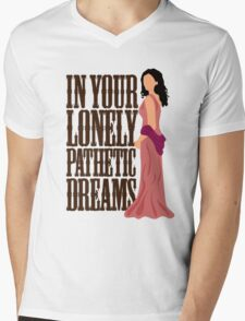 Inara: In Your Lonely Pathetic Dreams Mens V-Neck T-Shirt