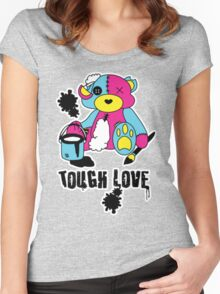 Tough Love Women's Fitted Scoop T-Shirt