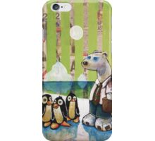 Employing Foreign Labour iPhone Case/Skin