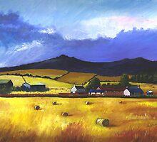 Bennachie in the Autumn by ALICE STUART