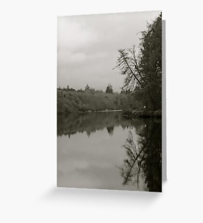 Reflection on Loch Ness | Scotland Greeting Card