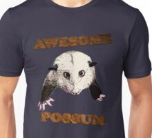 Awesome Possum Unisex T-Shirt
