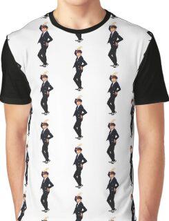 J-Hope BTS Graphic T-Shirt