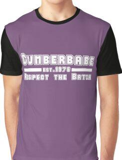 Cumberbabe <3 Benedict Cumberbatch Graphic T-Shirt
