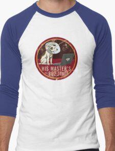 His Master's 802.11n Men's Baseball ¾ T-Shirt