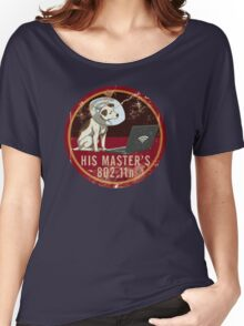His Master's 802.11n Women's Relaxed Fit T-Shirt