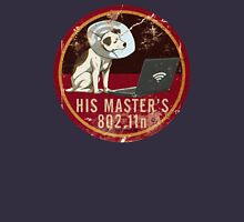 His Master's 802.11n T-Shirt