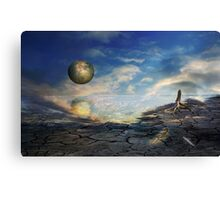 Beyond Tomorrow Canvas Print