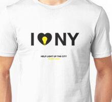 Help Light Up The City Unisex T-Shirt