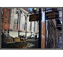 Pasticceria Rocco on Bleecker St. Photographic Print