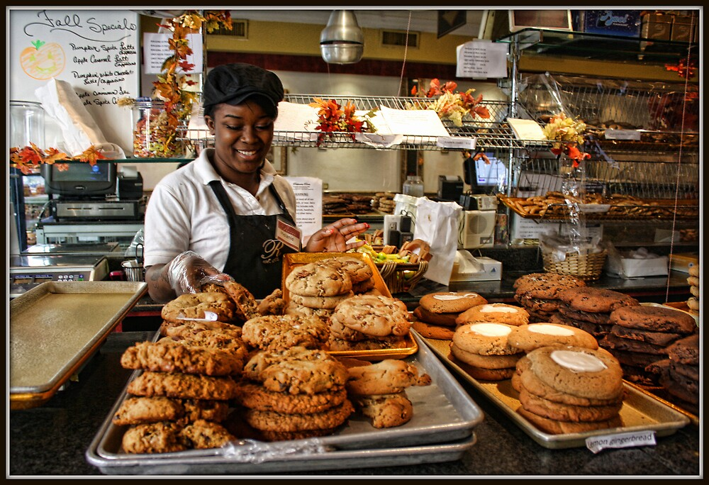Fall Specials in the Pastry Shop by Mikell Herrick