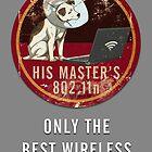 His Master's 802.11n by easycomics