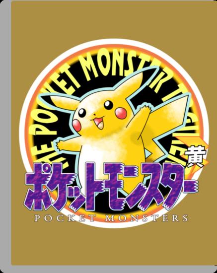 Pokemon Origins: Yellow by MidnightDemon