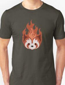 Legend of Korra: Fire Ferrets Pro Bending Emblem - no text Unisex T-Shirt