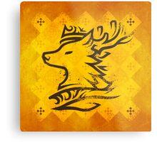 House Baratheon - Game of Thrones Metal Print