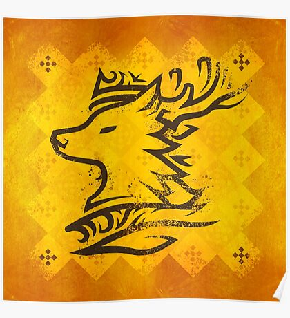 House Baratheon - Game of Thrones Poster