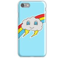 Clawd the Happy Little Rain Cloud iPhone Case/Skin