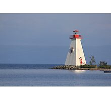 Lighthouse - Cape Breton NS, Canada Photographic Print