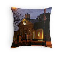 A touch of history Throw Pillow