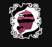 Naughty But Nice Gothic Cupcake Women's Fitted Scoop T-Shirt