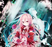 Anime Dreams by Darkmoonlight