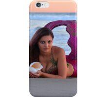 Mermaid Dreams, Long iPhone Case/Skin