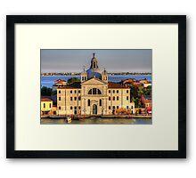 Santa Maria della Presentazione Framed Print