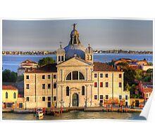 Santa Maria della Presentazione Poster