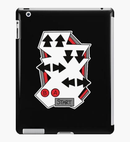Konami Code 80's Nintendo Style iPad Case/Skin