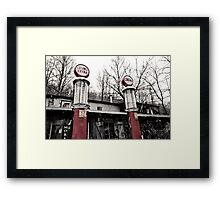 Crown or Crown Extra? Framed Print