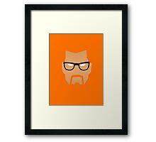 Gordon Freeman Half Life Framed Print