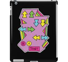 Konami Code 80's Retro  iPad Case/Skin
