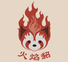 Legend of Korra: Fire Ferrets Pro Bending Emblem by CatMeowsterson