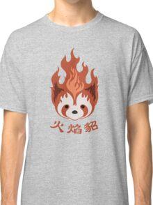 Legend of Korra: Fire Ferrets Pro Bending Emblem Classic T-Shirt
