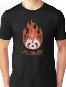 Legend of Korra: Fire Ferrets Pro Bending Emblem Unisex T-Shirt