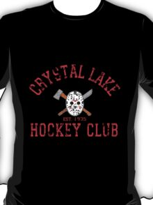 Crystal Lake Hockey Club T-Shirt