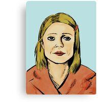 Margot Tenenbaum Canvas Print