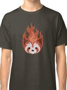 Legend of Korra: Fire Ferrets Pro Bending Emblem - no text Classic T-Shirt