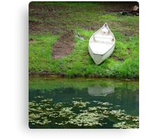 The Pond Canvas Print