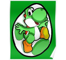 Very Green, Much Yoshi, Wow Poster