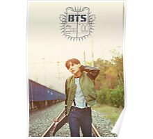 BTS/Bangtan Sonyeondan - J-Hope Teaser #1 Poster